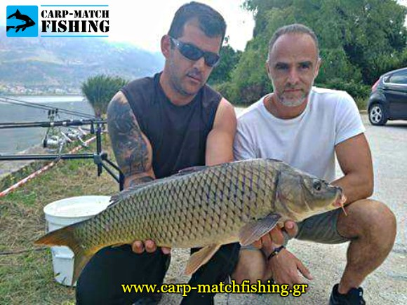 agonas ioannina carpfishing protos nikitis carpmatchfishing