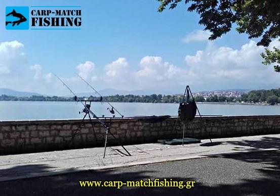 limni ioannina carpfishing agonas carpmatchfishing
