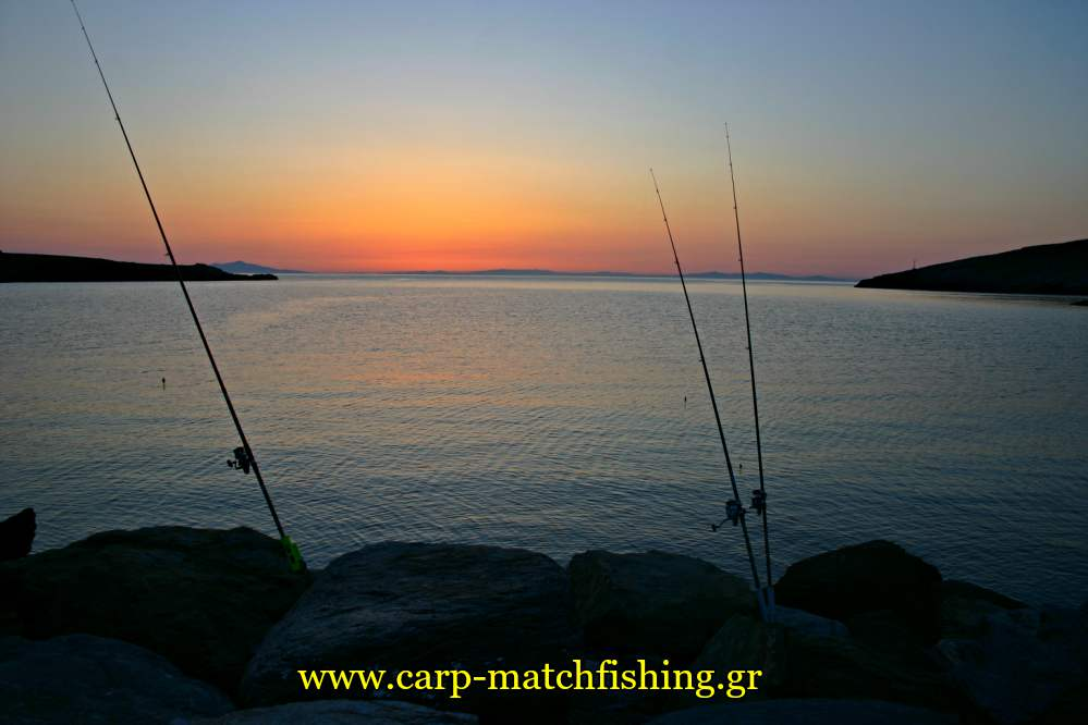 casting-kythnos-sunset-rods-carpmatchfishing