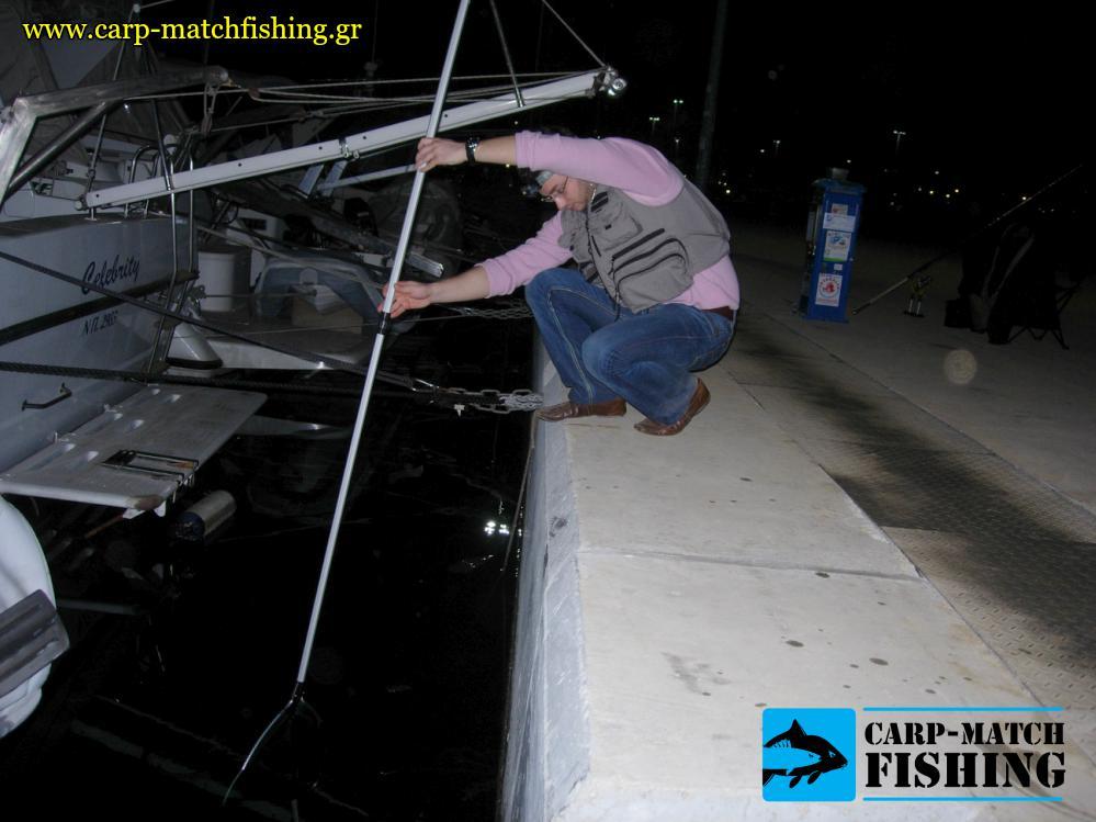 garides me apoxi se limani gia psarema matchfishing carpmatchfishing