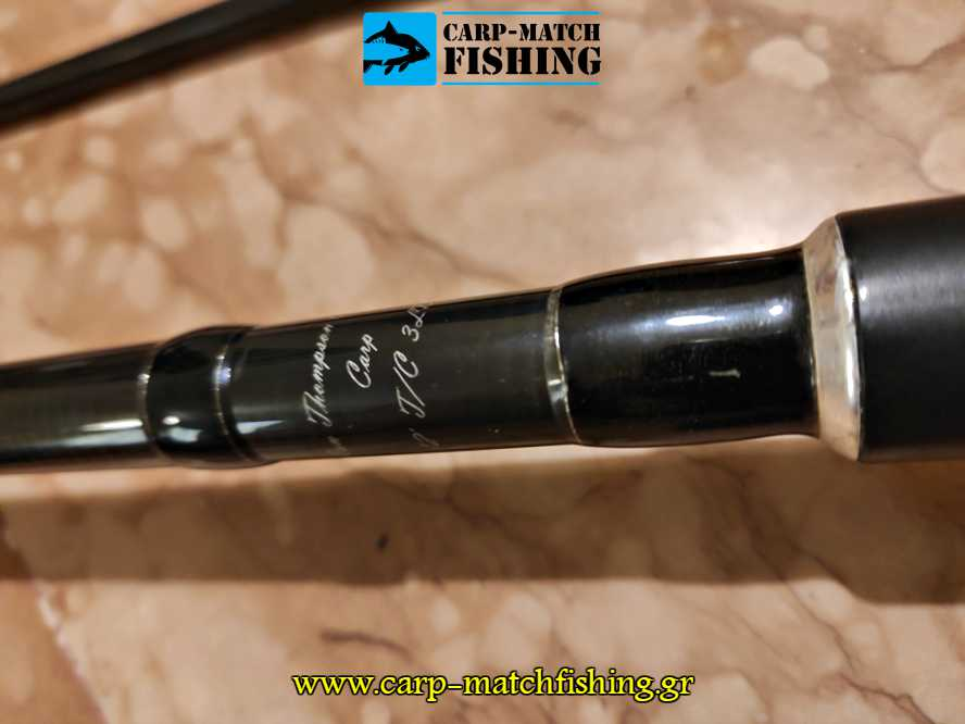 ron thomson brand c14 carp rod carpmatchfishing
