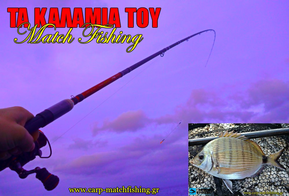 match rods sargos psarema match carpmatchfishing
