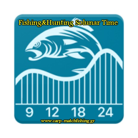 fishing and hunting solunar time app carpmatchfishing