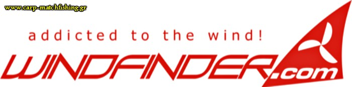 windfinder logo app carpmatchfishing