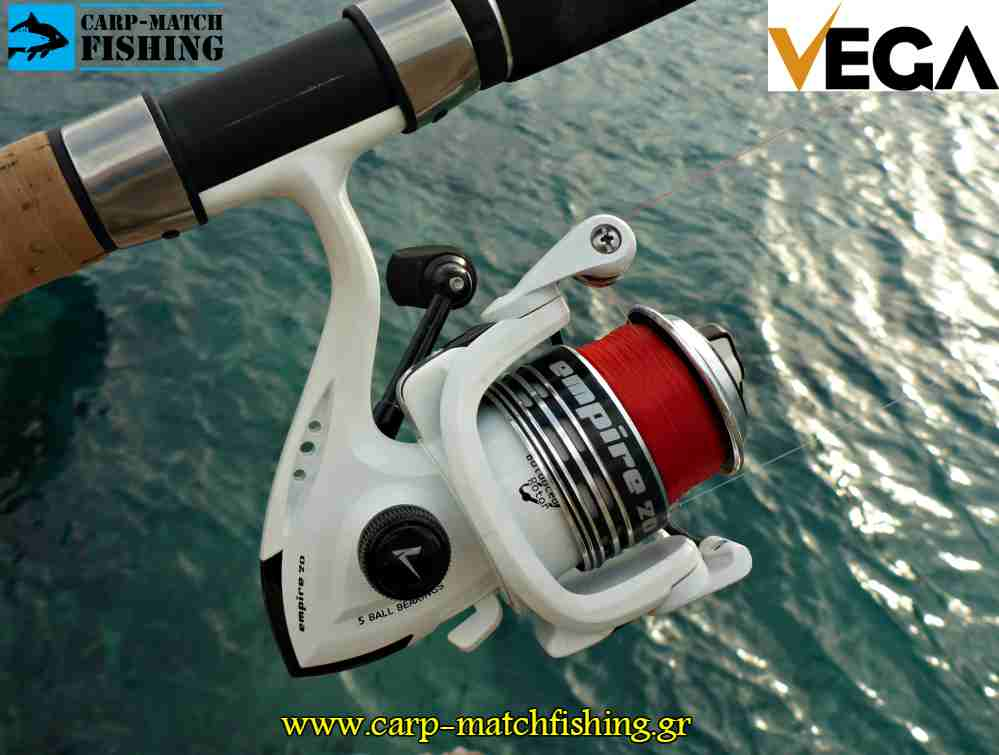 vega empire reel 2000 carpmatchfishing