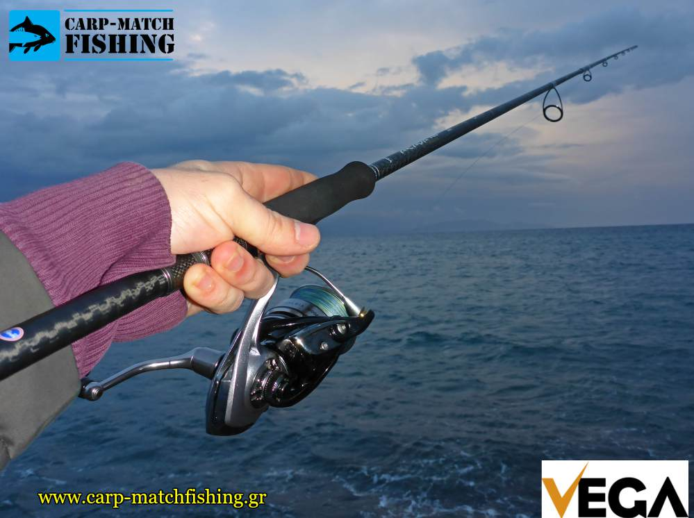 vega akada sentinel 300 spinning rod all carpmatchfishing